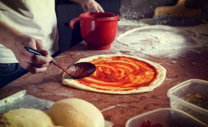 Pizza Making Class in Rome