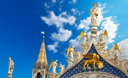 Best of Venice Walking Tour with St. Mark`s Basilica and Doge`s Palace
