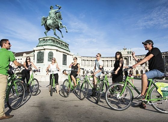 Vienna Bike Tour