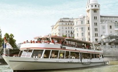 Vienna Hop on Hop off Tour with Danube River Cruise
