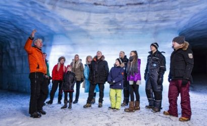 4-Day Iceland Journey into the Glacier Tour