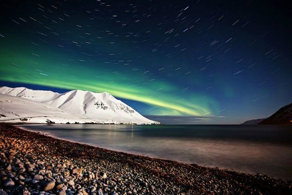 6-Day South Iceland and Northern Lights Winter Tour