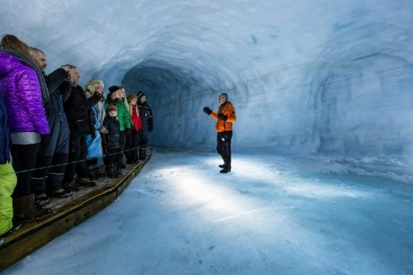 Into the Glacier Day Tour from Reykjavik