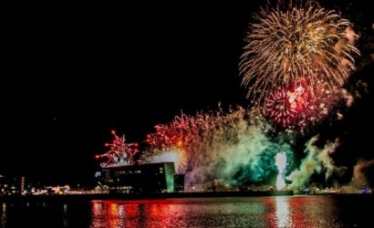 Iceland New Year`s Eve Fireworks Cruise