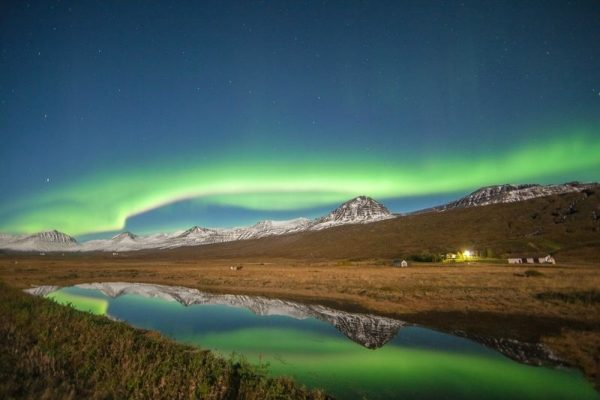 Iceland Northern Lights Mystery Tour