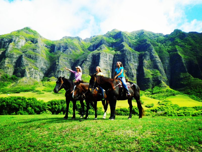 Kualoa Ranch Half-Day Tour
