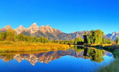 6-Day Yellowstone, Grand Teton, West Grand Canyon