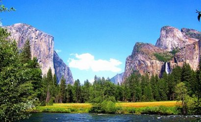 5-Day Las Vegas, Grand Canyon, Yosemite National Park, San Francisco Tour