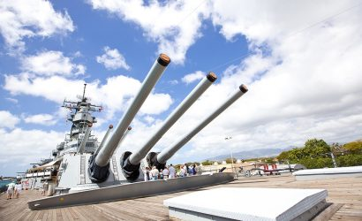 WWII Pearl Harbor Heroes Adventure Tour