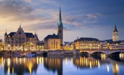 14-Day Western, Central and Eastern Europe Tour from Frankfurt