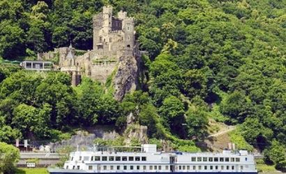 Rhine Valley Half Day Trip from Frankfurt: Rhine River Cruise, Wine Tasting, and Dinner
