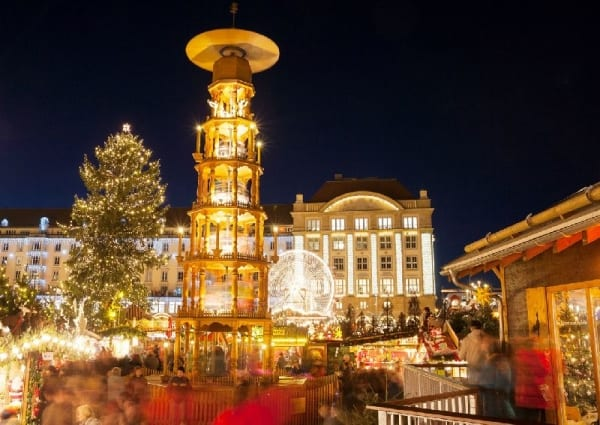 7-Day German Christmas Markets Self Drive Package: Frankfurt to Berlin