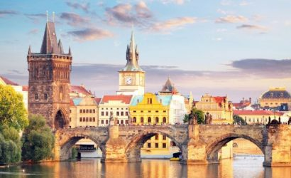 Berlin to Prague Holiday Package
