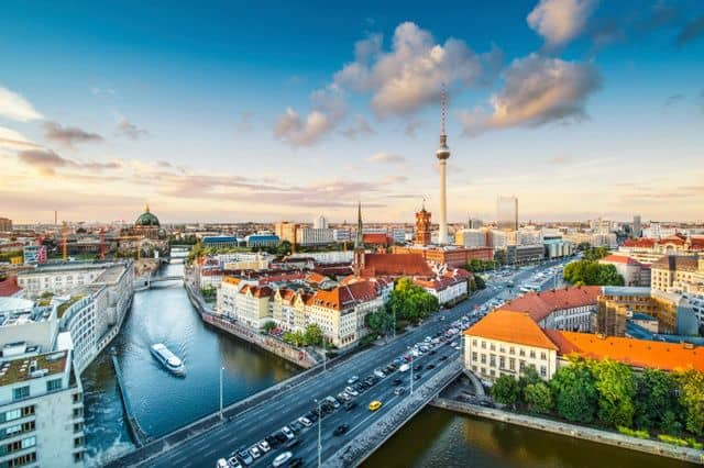 10-Day Central and Eastern Europe Holiday: Berlin to Budapest