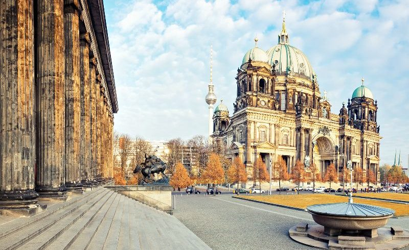 Central Europe Tour from Frankfurt