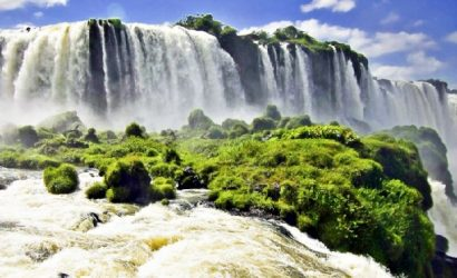 Iguazu Falls Tour From Puerto Iguazu with Boat Ride: Argentina Side