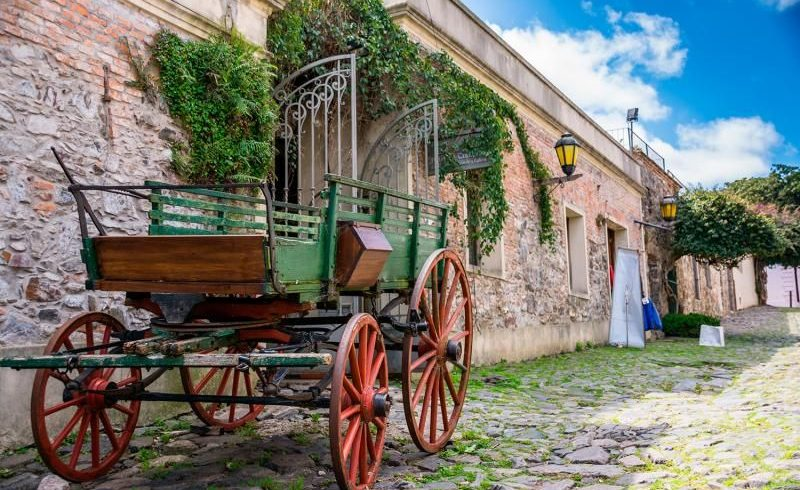Colonia City Tour from Buenos Aires