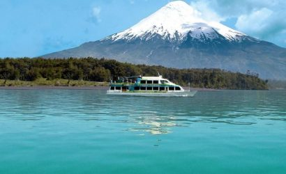 Argentina to Chile Lake Crossing Sightseeing Tour