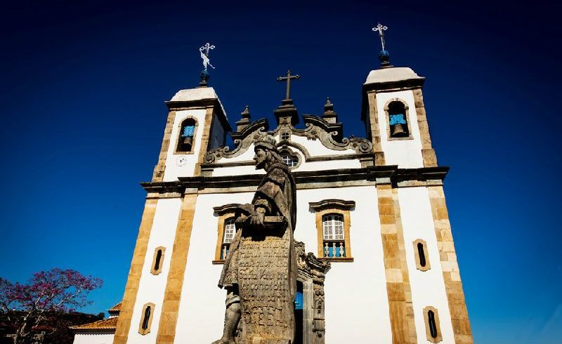 Private Ouro Preto and Congonhas Tour with Lunch