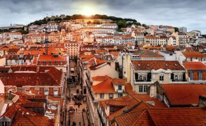 Lisbon Baixa Small Group Walking Tour