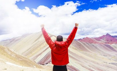 Rainbow Mountain Trek From Cusco