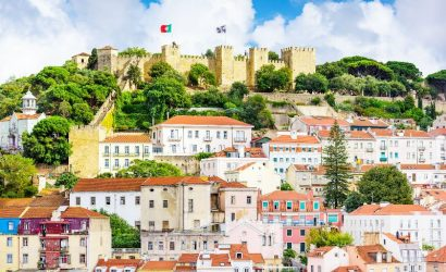 Lisbon Full Day Tour with Sao Jorge Castle