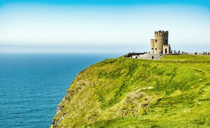 5-Day West Coast Ireland Adventure Tour from Dublin