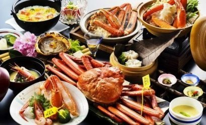 2-Day Crab Dinner, Amanohashidate, Ine no Funaya Houses and Okukinosaki Onsen