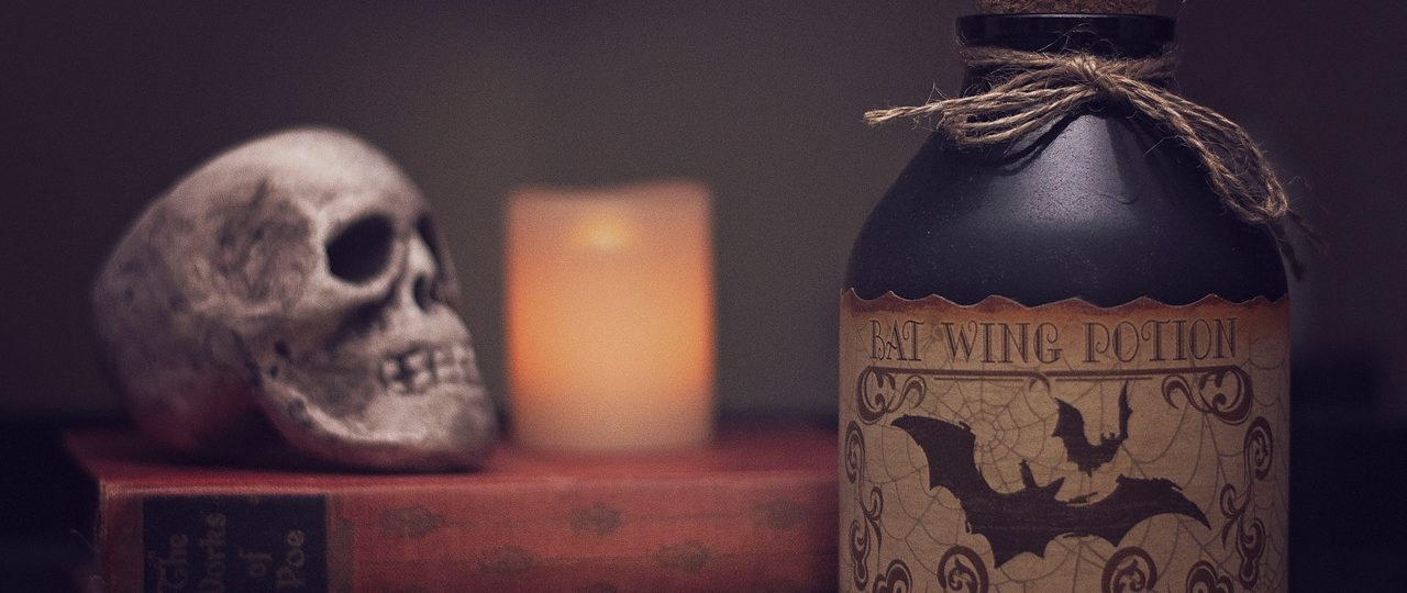 Halloween potion