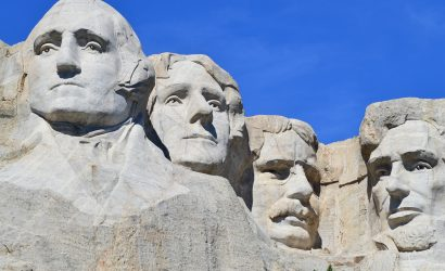 Mount Rushmore, US