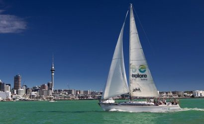1.5-Hour Auckland Harbour Sailing Tour