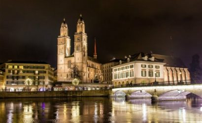 4-Day Zurich Holiday with Lucerne and Mount Titlis
