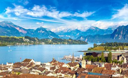 7-Day Rome to Zurich Tour: Florence, Venice, Swiss Alps, Lucerne