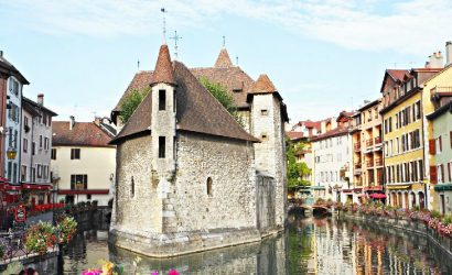 Annecy Half-Day Trip, Geneva City Tour and Lake Cruise