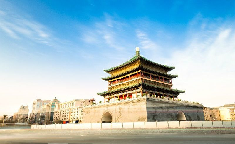 Xi'an City Tour with Shaanxi Historical Museum, Giant Wild Goose Pagoda and Bell Tower