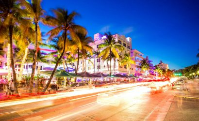 10-Day East Coast and Miami Super Value Package Tour