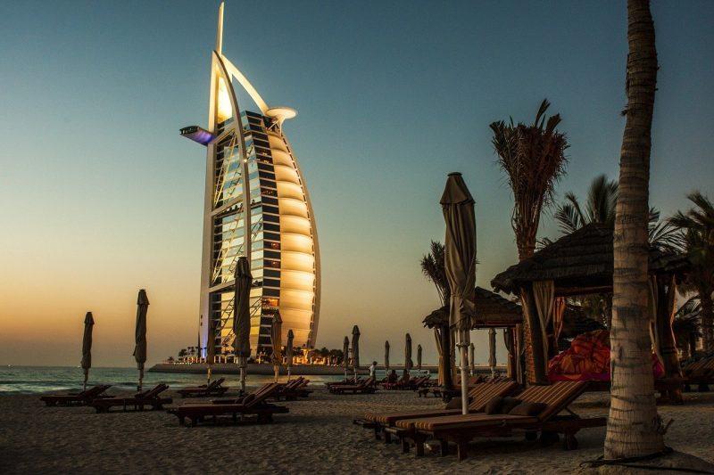 Dubai – Burj al Arab