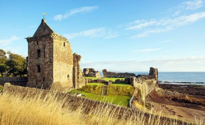 St. Andrews and Kingdom of Fife Day Trip From Edinburgh