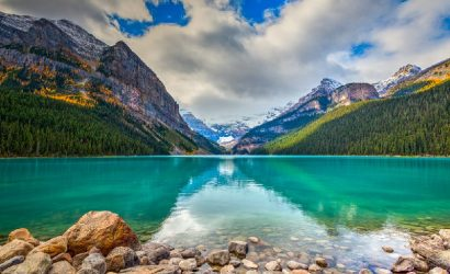 6-Day Canadian Rockies Tour from Vancouver: Calgary, Banff, Icefield, Lake Louise, Drumheller, Lake Okanagan