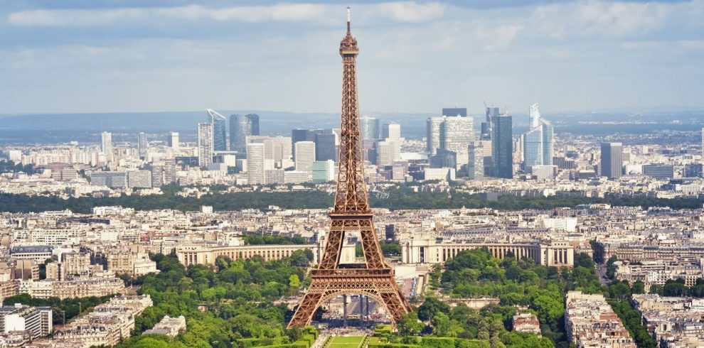 2-Day Paris City Break from London with Lunch at 58 Tour Eiffel