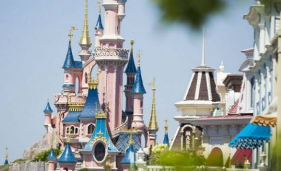 Disneyland Paris: One Day, One Park with Return Transfers from Paris