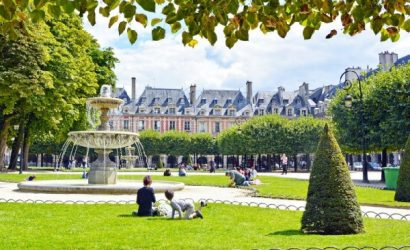 2-Hour Le Marais Quarter Walking Tour