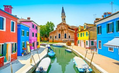 Burano and Murano Half Day Tour from Venice