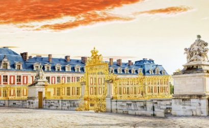 Palace of Versailles Tour with Paris Sightseeing, Boat Tour, and Eiffel Tower Tickets
