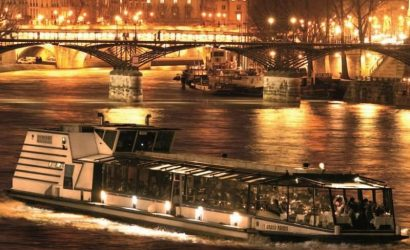 La Marina de Paris Dinner Cruise and Eiffel Tower Tickets