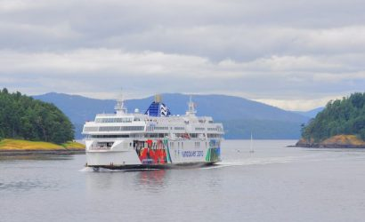 Private Victoria and Butchart Gardens Tour with Seattle Ferry