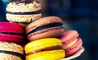 Macaron Cooking Class in Paris at Galeries Lafayette