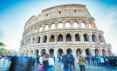 8-Day Italy Rail Holiday Package: Rome, Florence, Venice