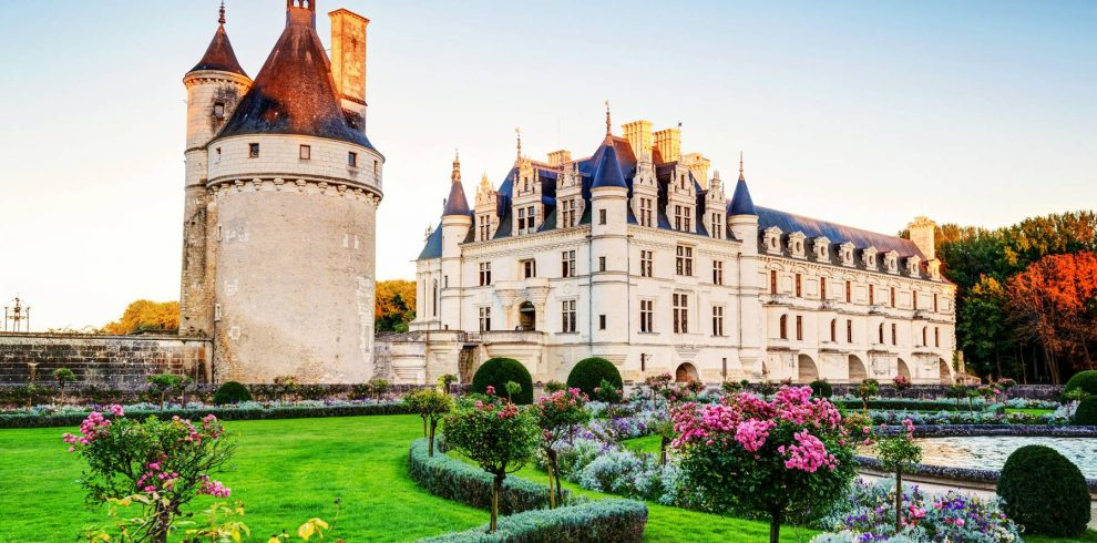 Full Day Loire Valley Castles Tour from Paris