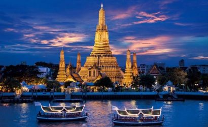 Chao Phraya Cruise with Dinner